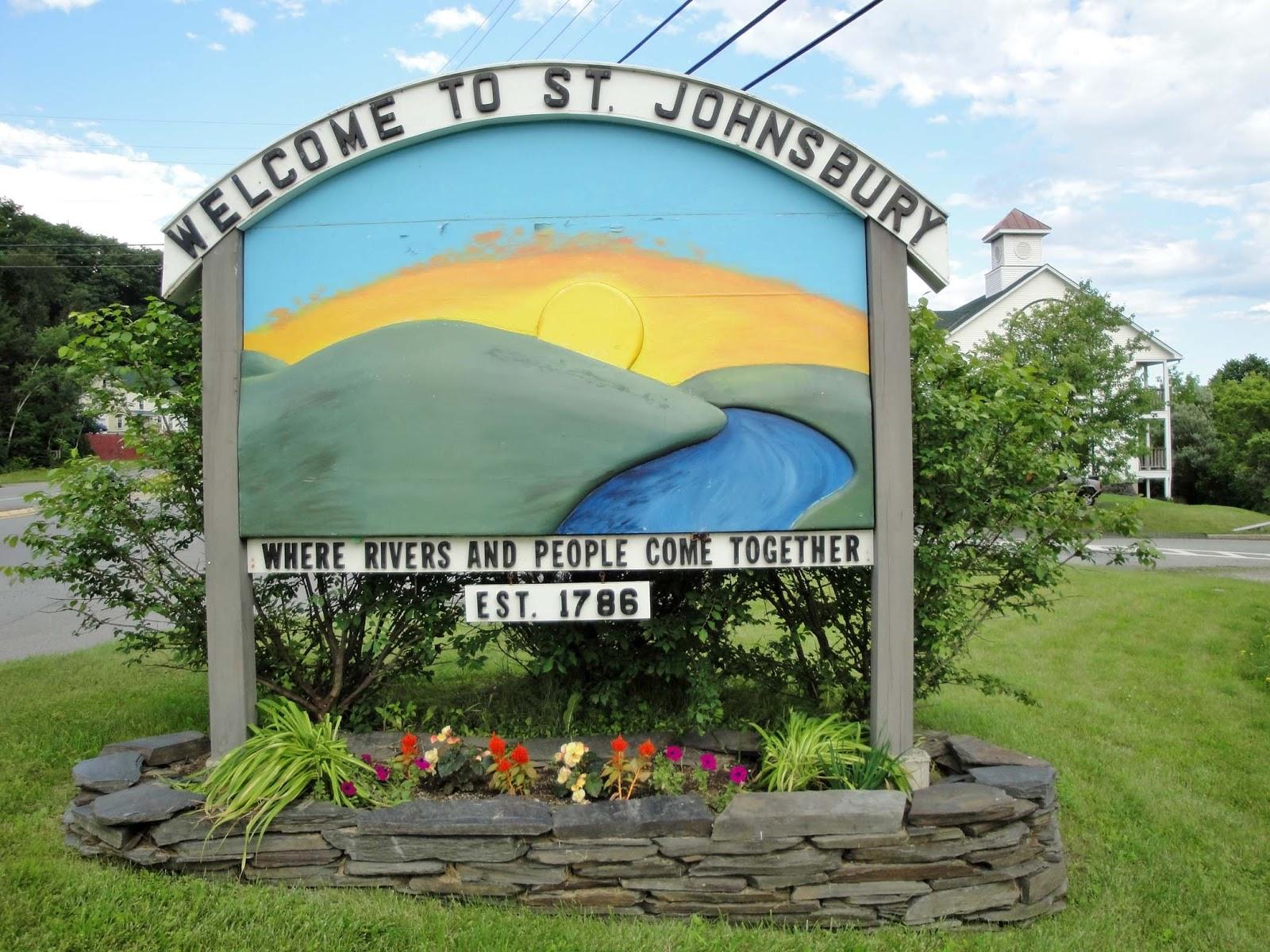 St Johnsbury, Vermont
